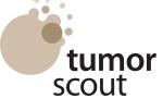 TumorScout_logo_capuccino_mit_schriftzug